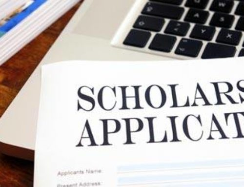 Scholarship Applications Out Now!