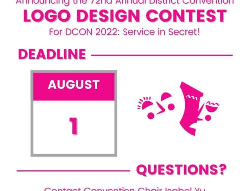 DCON 2022 Logo Design Contest