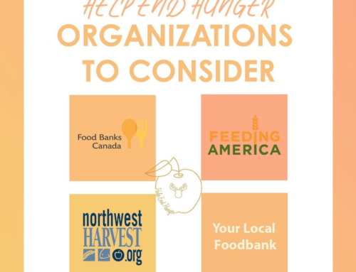 Help End Hunger: Organizations To Consider