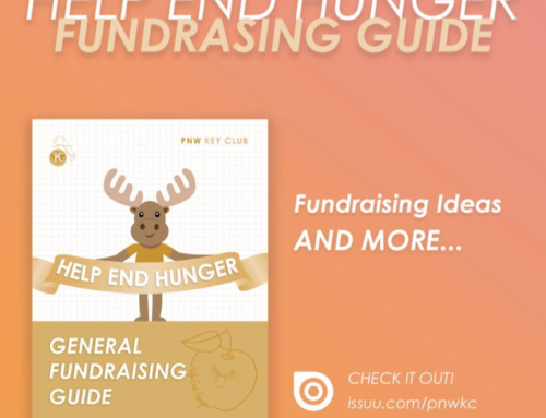 Help End Hunger: Fundraising Guide